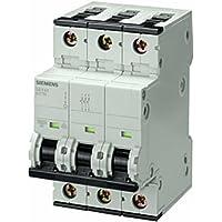 Siemens - Interruptor automático 70 accesoriable 10ka curva-b 3 polos 25a
