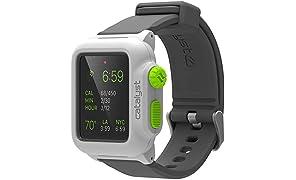 Catalyst - Cobertor para Apple Watch 42mm Serie 1 - Impermeable y Resistente a los Golpes - Verde