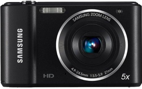 Samsung ES90 Point & Shoot Camera (Black)