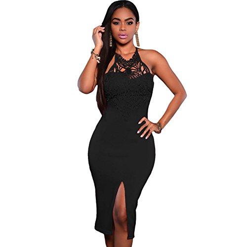 meinice-bordado-top-vestido-de-fiesta-de-hendidura-frontal-negro-negro-large