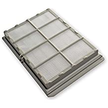 vhbw Filtro de salida de aire Hepa de recambio para alérgicos para aspiradoras UFESA AC5500/