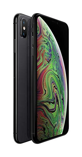 "Apple iPhone XS MAX 16.5 cm (6.5"") 64 GB Dual SIM 4G Grey - Smartphone (16.5 cm (6.5""), 2688 x 1242 Pixels, 64 GB, 12 MP, iOS 12, Grey)"