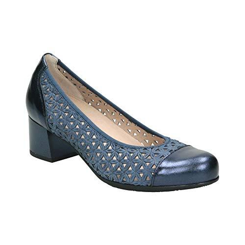 PITILLOS - Zapatos pitillos 5541 señora Azul - 38