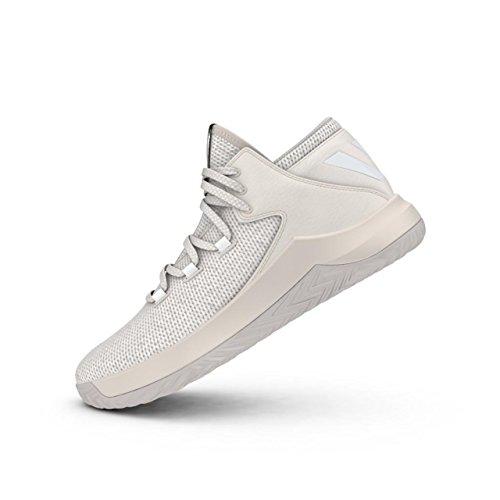 adidas Herren Rise Up Basketballschuhe Braun (Marcla/ftwbla/marsua)
