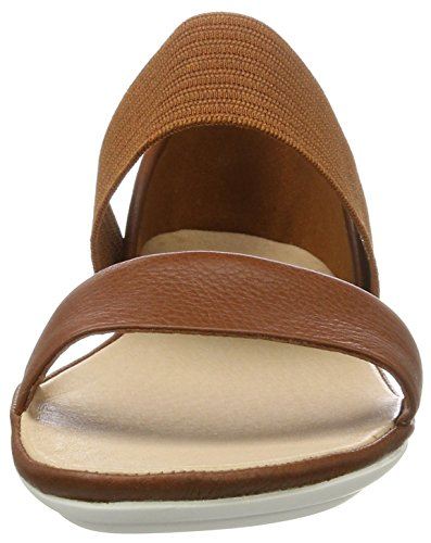 Camper Right Nina, Chaussures Femme Marron (Medium Brown 049)