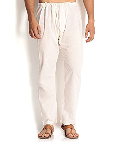 Jainish Cotton Pyjama For Men's  available at amazon for Rs.245