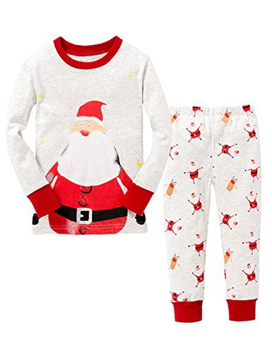 Little-Sorrel-Pijama-para-Bebe-Nino-Nina-de-los-Traje-de-Manga-Larga-Ropa-de-Dormir