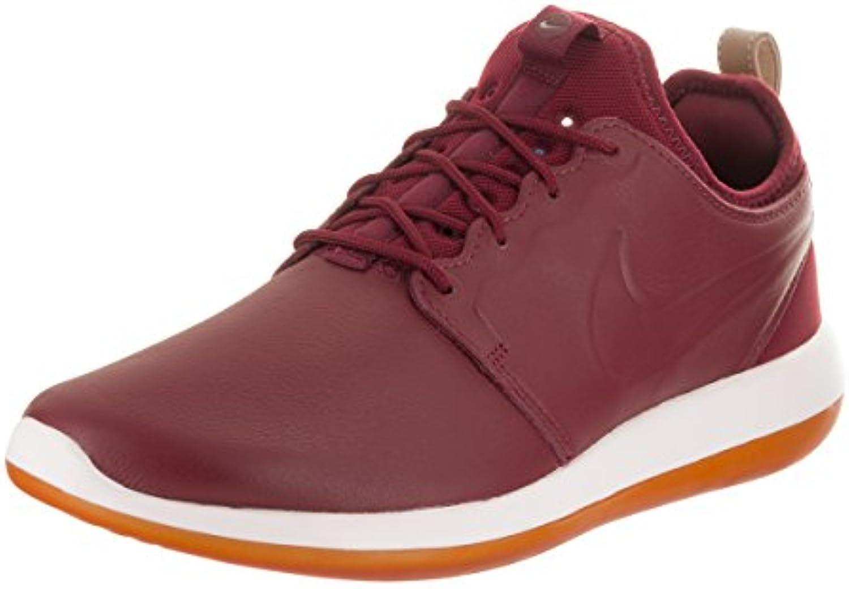 Nike   Herren Sneaker violett bordeaux