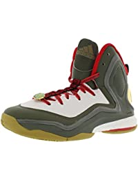 cheaper 69f97 5472d adidas D Rose 5 Boost J Baskteball Toddlers Shoes Size 4