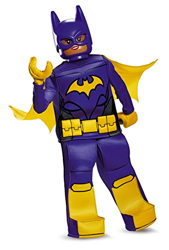 LEGO Batman Batgirl Classic Costume - 4-6 Years