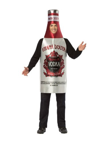 Preisvergleich Produktbild Erwachsene Wodka Kostüm