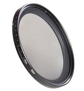 Viltrox Filtre gris neutre estompeur, Haute performance pour Appareils photo digitals professionnels PRO1-D_ND2-400 77mm