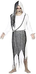 Atosa 17892 Disfraz fantasma adulto XL, talla hombre