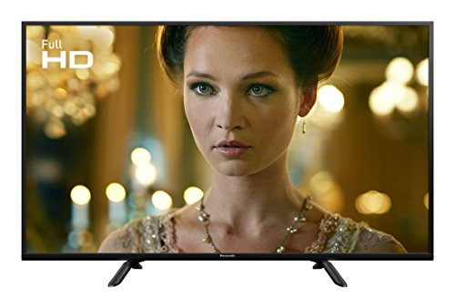 Panasonic TX-49ES400B 49-Inch Widescreen 1080p Full HD Smart LED TV with Freeview HD (2017 Model)