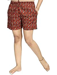 PDPM Women s Knitted Cotton Shorts Night Shorts 282dcff96
