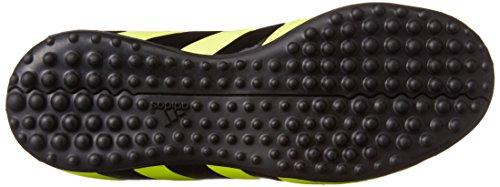 adidas Jungen Ace 16.3 Tf J Leather Fußballschuhe Amarillo (Amasol / Negbas / Plamet)