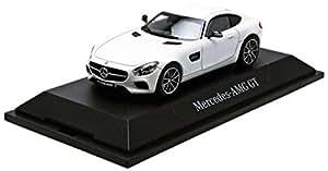 Norev - B66960340 - Véhicule Miniature - Modèle À L'échelle - Mercedes-benz Amg Gt S - C190 - 2014 - Echelle 1/43