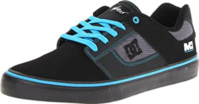 DC Shoes  Bridge Maddo M, Chaussures de Gymnastique homme - Bleu - blu (Bleu (Black)), 39 EU