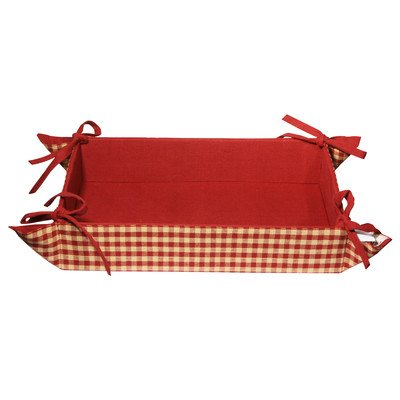 country-panier-york-dimensions-33-cm-x-23-cm-x-635-cm-couleur-rouge-the
