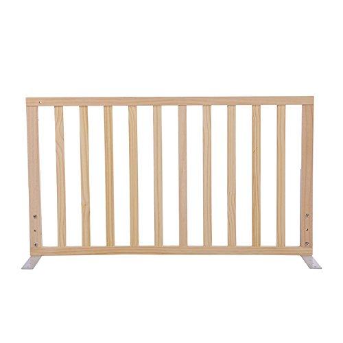 YNN Rail de lit en bois massif \ Clôture de lit verticale de levage garde-corps 1.8-2 Meter lit de garde-corps des enfants (5 réglage de la vitesse) (taille : 98CM)