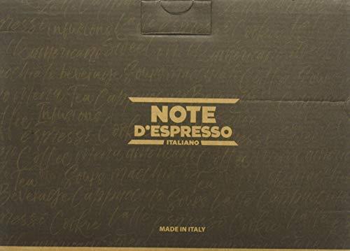 Note D\'Espresso - Cápsulas de bebida instantánea de ginseng compatibles con cafeteras Dolce Gusto, 8,5g (caja de 48 unidades)