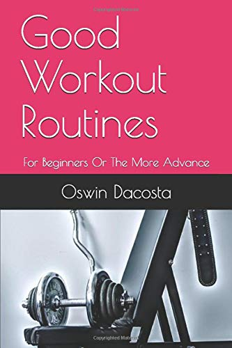 Good Workout Routines: For Beginners Or The More Advance (The Fit Journey, Band 1)