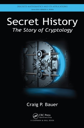 Secret History: The Story of Cryptology (Discrete Mathematics and Its Applications Book 76) (English Edition)
