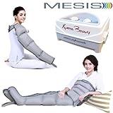 Apparecchio pressoterapia xpress beauty mesis per estetica professionale (1 programma - 4 camere d'aria - 2 gambali - kit slim body - bracciale)