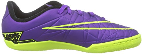 Nike Jr Hypervenom Phelon Ii Ic, chaussures de football garçon Violett (Hyper Grape/Hypr Grape-Blk-Vlt 550)