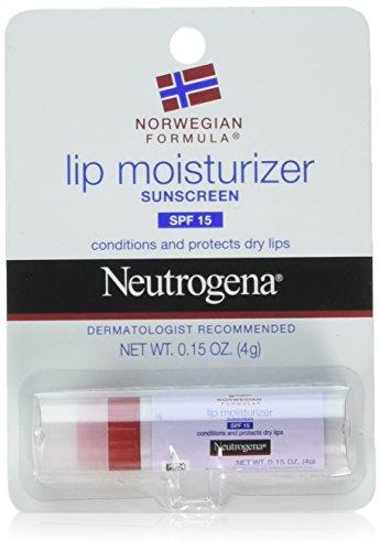 Neutrogena Norwegian Formula Lip Moisturizer SPF 15 3