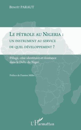 Le pétrole au Nigeria : un instrument au service de quel développement ? : Pillage, crise identitaire et résistance dans le Delta du Niger