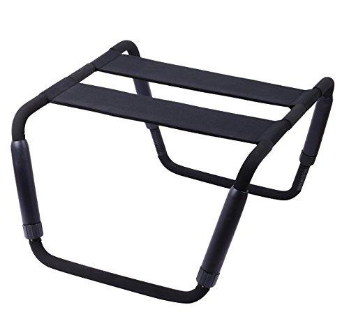 LUOOV BDSM Sexspielzeug Multifunktions Stuhl Loving Lehrstuhl Erwachsene Sex Möbel Elastic Sex Stuhl für Paar,Plus size,Tragfähigkeit: (150kg)
