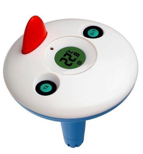 Schwimmsender TFA 30.3160 Ersatzschwimmsender für Miami weiss-blau