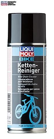 LIQUI MOLY LM Fahrradkettereiniger Fahrrad Bike Kettenreiniger Chain Cleaner 400 ml