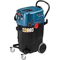 Bosch GAS 55 M AFC Professional - Aspirador para seco/húmedo, capacidad 55, clase de polvo M