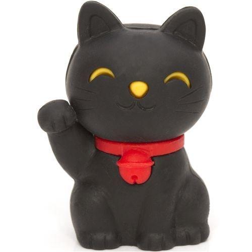 TY Iwako Puzzle Eraserz - Schwarz Bently Die Katze
