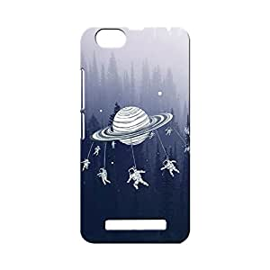 BLUEDIO Designer Printed Back case cover for Lenovo Vibe C ( A2020) - G7739