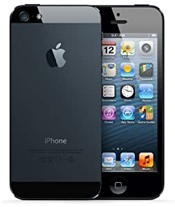 APPLE MD297KN/A iPhone 5 16GB Black - (Phones Mobile Phones)
