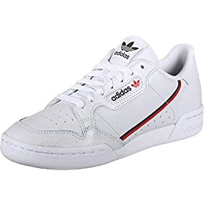 41Rclz 6jfL. SS300  - adidas Boys Continental 80 Fitness Shoes, 8.5 UK