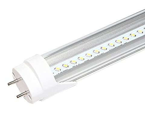 1764mm 6ft LED Tube Light, 4000k White clear cover, Retrofit Fluorescent energy saving T8 or T12