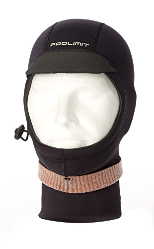 Prolimit 2018 Neoprene Hood Xtreme with Visor Black 10130 Sizes- - Large
