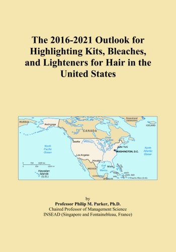 The 2016-2021 Outlook for Highlighting Kits, Bleaches, and Lighteners for Hair in the United States - Hair Lightener Kit