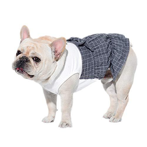 PZSSXDZW Haustierhundekostüm Hunde - Kleid 2019 Frühlings- und Sommerkleidung Große, Mittlere und Kleine - Kinder Dalmatiner Welpe Hunde Kostüm