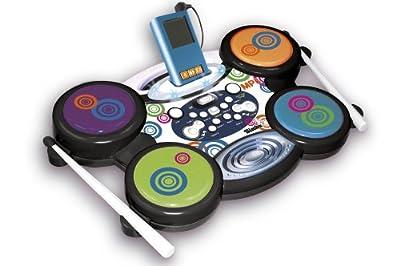 Simba Toys 106835639 - My Music World - Batería con puerto para MP3 [importado de Alemania] por Simba Toys