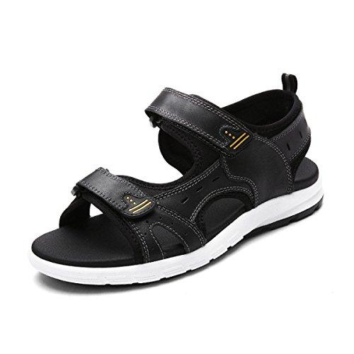 Paare Sandalen Herren Sandalen Frauenschuh Outdoor-Watschuhe Black