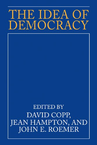 The Idea of Democracy
