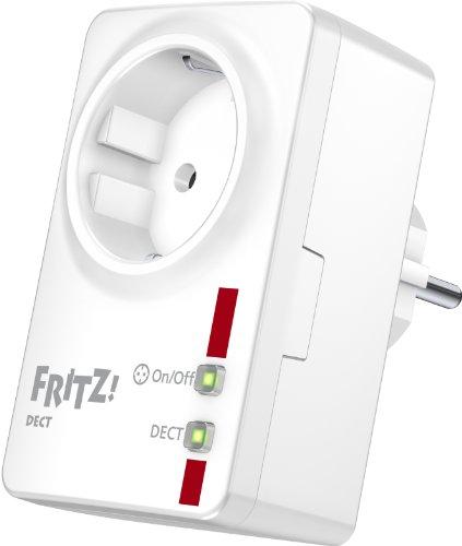 Preisvergleich Produktbild AVM FRITZ!DECT 200 - Intelligente Steckdose für das Heimnetz, deutschsprachige Version