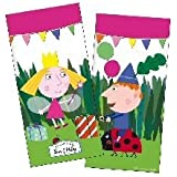 Ben and Holly's Little Kingdom Loot Bags Packet of 10
