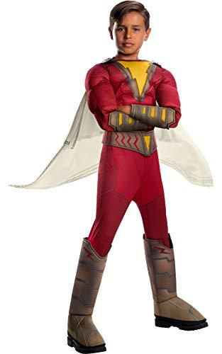 Rubie'S Oficial DC Comic Shazam! Película, Disfraz de superhéroe para niños