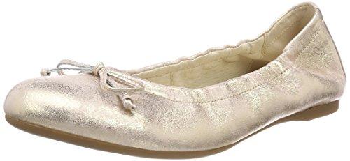 Gabor Shoes Damen Casual Geschlossene Ballerinas, Mehrfarbig (Rame), 40 EU (6.5 UK)